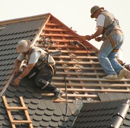 Repairing Roof, Property Repairs in St Albans, Hertfordshire